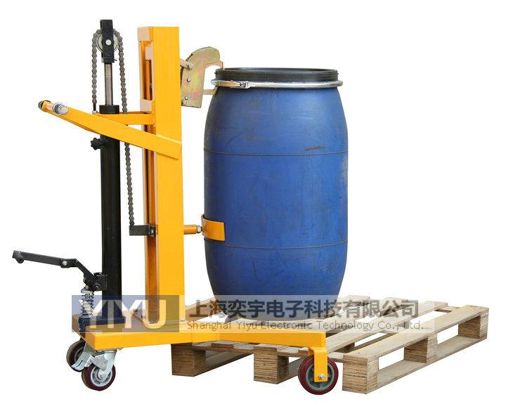 液压油桶搬运车