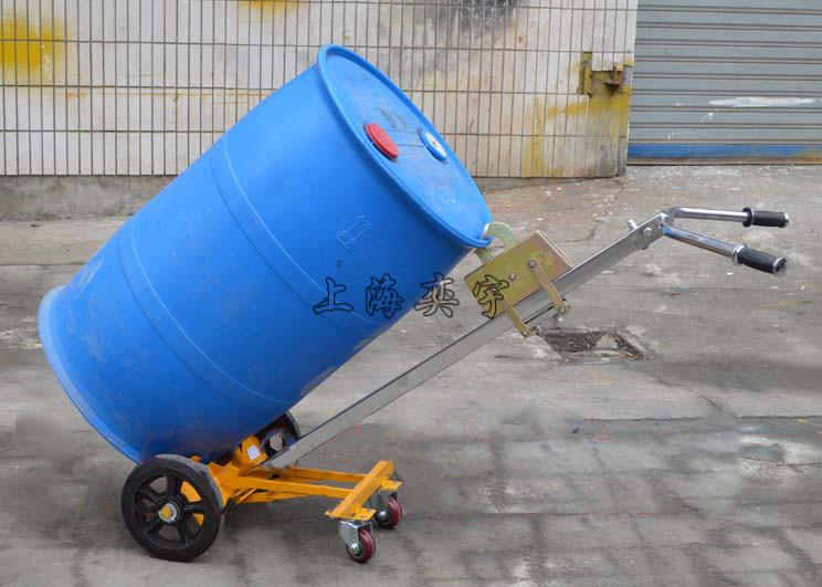 d型咬嘴油桶搬运车|油桶搬运车|产品中心-油桶搬运车