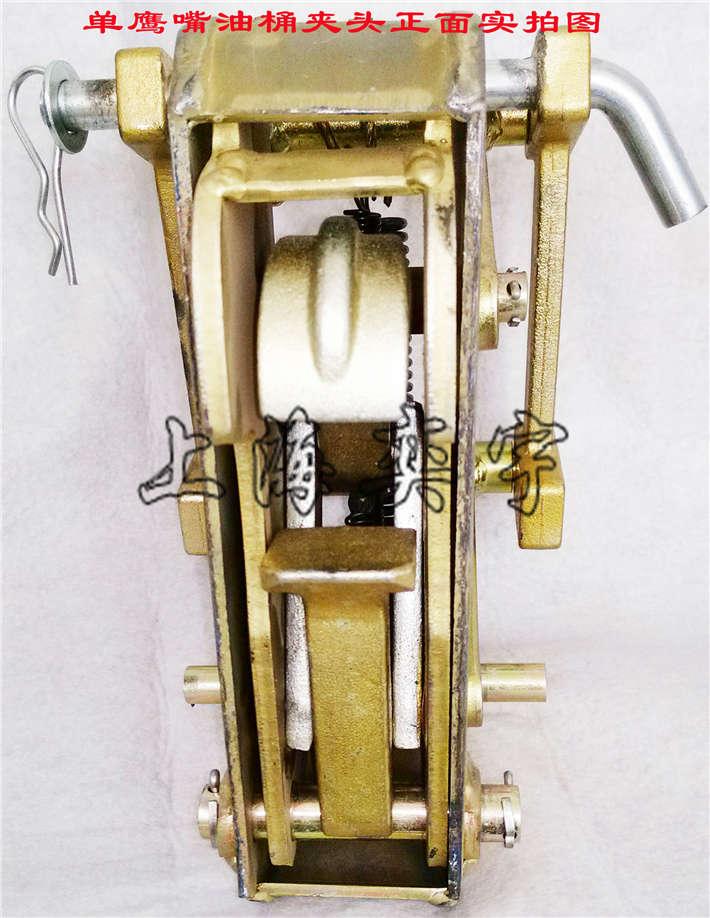 叉车专用三油桶夹具|油桶夹具|产品中心-油桶搬运车
