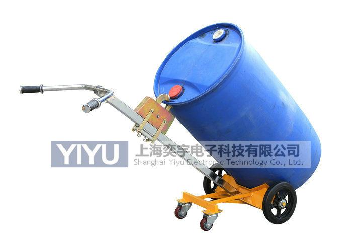 D型咬嘴油桶搬运车-上海奕宇电子科技有限公司