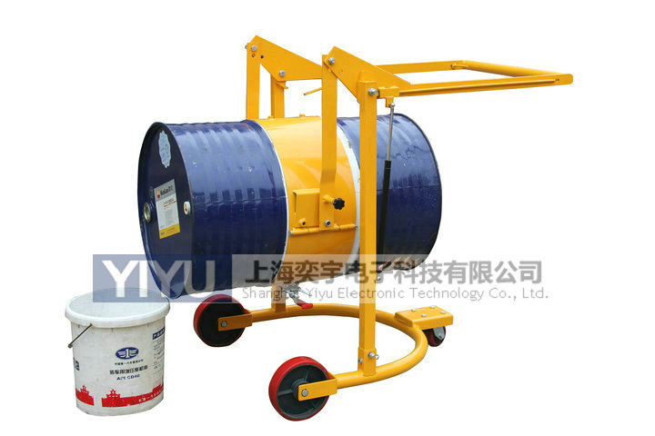HD80机械旋转式油桶车-上海奕宇电子科技有限公司