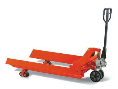 圆柱形货物搬运车|手动搬运车|产品中心-油桶搬运车
