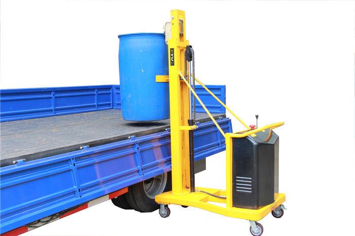 配重式油桶搬运车-上海奕宇电子科技有限公司